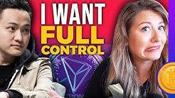 Has Satoshi Returned??    Justin Sun Shows He Wants Complete Control