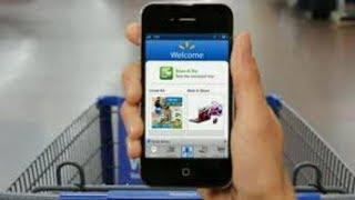Walmart App Shopping