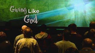 Giving Like God
