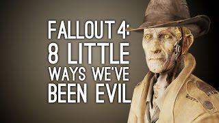 Fallout 4: 8 Little Ways We