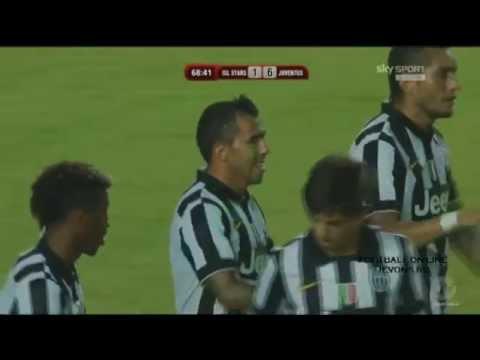 Indonesia stars 1 - 8 Juventus