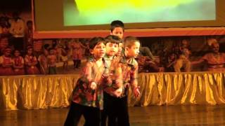 jgm school preranotsav 2016 17 1st c kajol