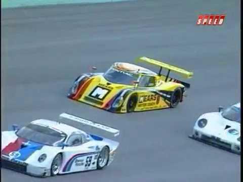 Rolex Sports Car Series 2004 Miami 250 (Corrected Audio)