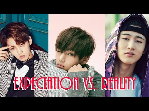 [EvR] Kpop Idols Whose Voices Don't Seem to Match Their Image