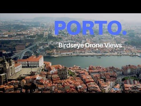 Porto Portugal | 4K Travel guide | DJI Mavic 2 Pro