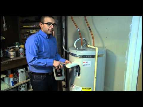 How To Turn Down Your Electric Water Heater Youtube