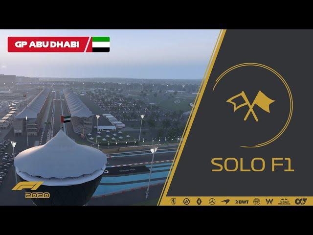 🔴 F1 2020 // Retransmisión SoloF1 (Gp Abu Dhabi)
