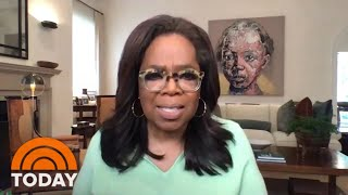 Oprah winfrey talks about coronavirus impact on black america: 'it's taking us out' | today
