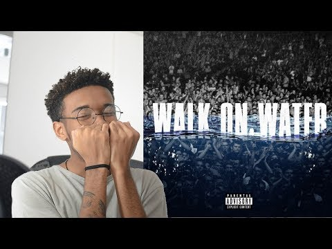 Eminem - WALK ON WATER First REACTION/REVIEW