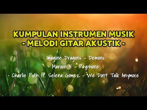 kumpulan-instrumen-musik-||-melodi-gitar-akustik