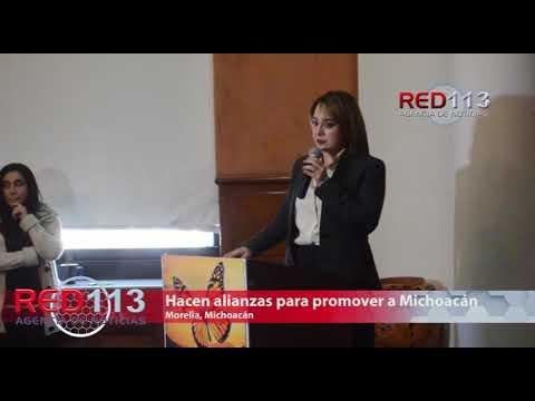 VIDEO Sectur reporta alianzas para promover Michoacán entre españoles