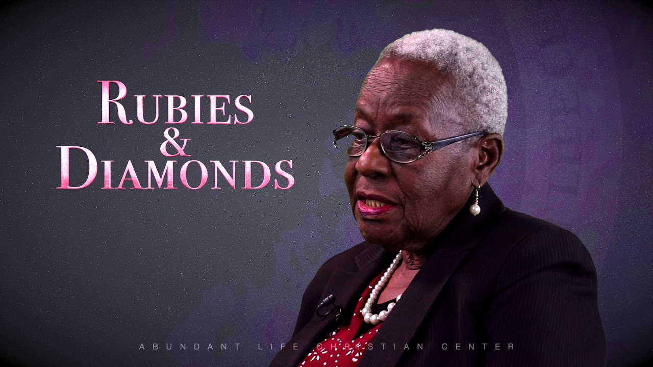 RUBIES & DIAMONDS (Caring For Our Senior Citizens)