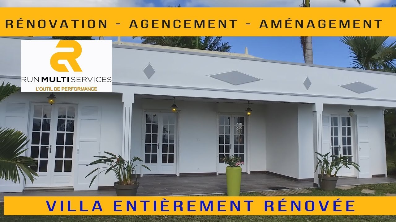 amenagement maison 974