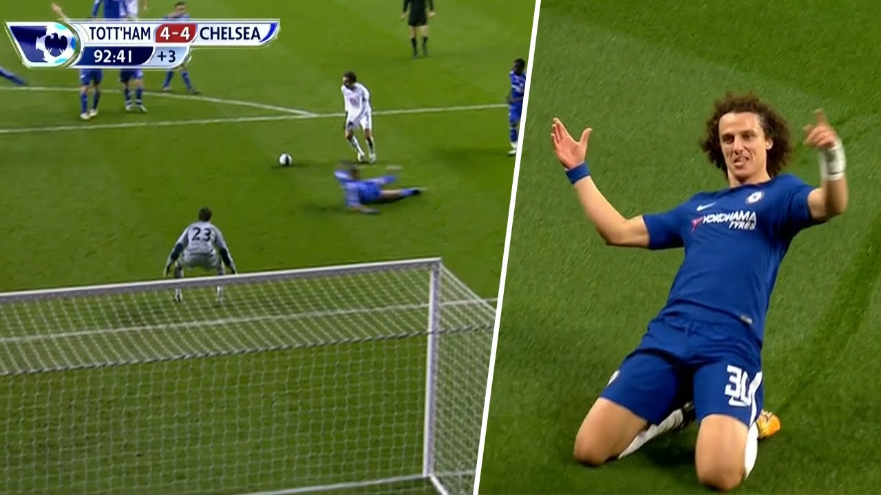 CRAZIEST Chelsea Matches EVER