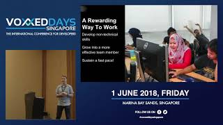 Moving Fast with XP - Voxxed Days Singapore 2018