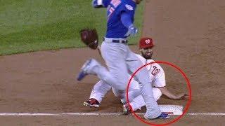 MLB Runners Missing the Base (HD) thumbnail