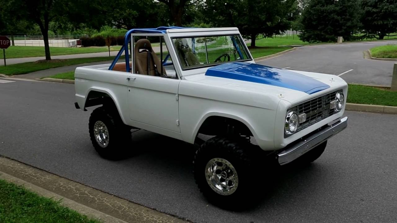 1969 FORD BRONCO SOLD @ THE BEST MUSCLE CARS