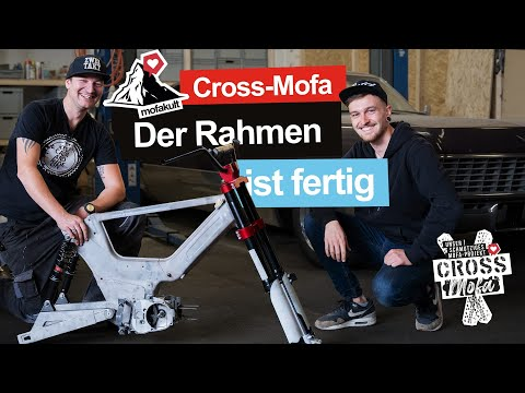 UNSER CROSS-MOFA PROJEKT NIMMT FORM AN | Keine halben Sachen!
