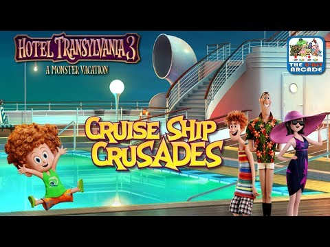 Hotel Transylvania 3: A Monster Vacation - Cruise Ship Crusades (Nickelodeon Games)