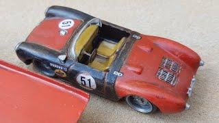 Maisto Porsche Spyder 550 Custom Youtube
