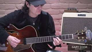 Roland Blues Cube : Tone Capsule Sound Preview by Gary Cook