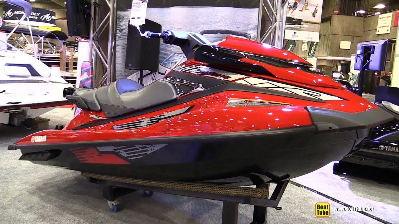 2015 yamaha vxr waverunner jet ski walkaround 2015 for Yamaha jet skis