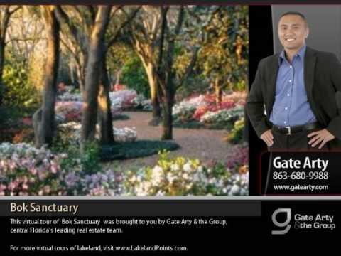 Bok Tower Gardens Lake Wales Florida Bok Sanctuary