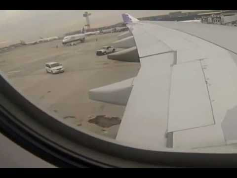 Airbus A330-200 Fuel Leak Hawaiian Airlines 51 JFK - HNL 1/9/2013
