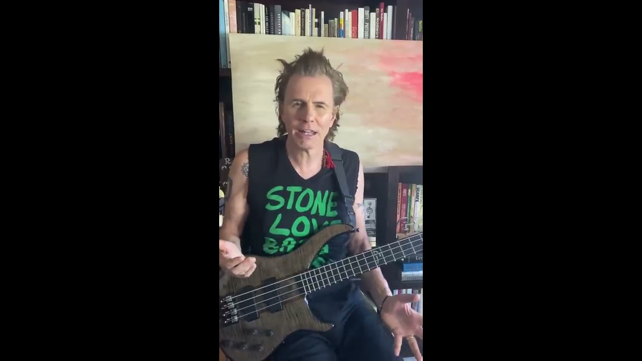 """""""Planet Earth"""" Bass Tutorial with John Taylor"""
