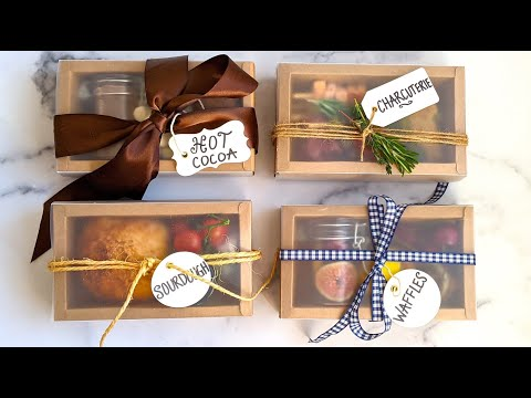 Mishloach Manot Boards In A Box
