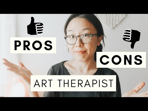 Pros And Cons Of Being An Art Therapist