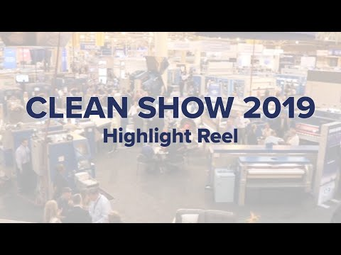 Clean Show 2019 Chicago Dryer Highlights