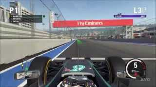 F1 2015 - Sochi Autodrom | Russian Grand Prix Gameplay (PC HD) [1080p]