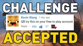 World of Tanks || CHALLENGE ACCEPTED!