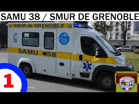 Reportage au SAMU 38 / SMUR de Grenoble [EPISODE 1]