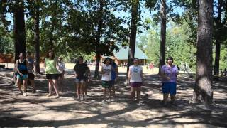The Pines Catholic Camp 2011 - Week 9 Lip Dub (You Make My Dreams Come True)