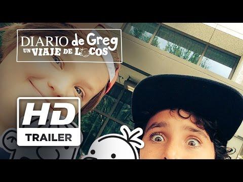 Diario De Greg: Un Viaje De Locos   Primer trailer oficial DOBLADO   Próximamente - Solo en Cines