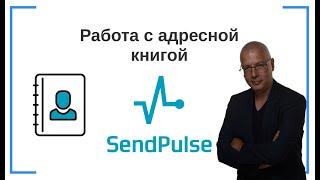 Работа с адресной книгой (создание, добавление и загрузка контактов) | SendPluse — e-mail-маркетинг