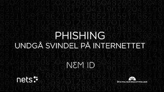 Phishing - Undgå svindel på internettet