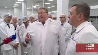 Телесеть Мордовии. Саранский оптиковолоконный завод вышел на проектную мощность