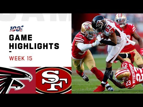 Falcons vs. 49ers Week 15 Highlights | NFL 2019