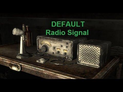 Fallout 4 : Default Radio Signal - Location