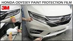 Install 3M Scotchgard Pro Paint Protection Film on Honda Odyssey 2019