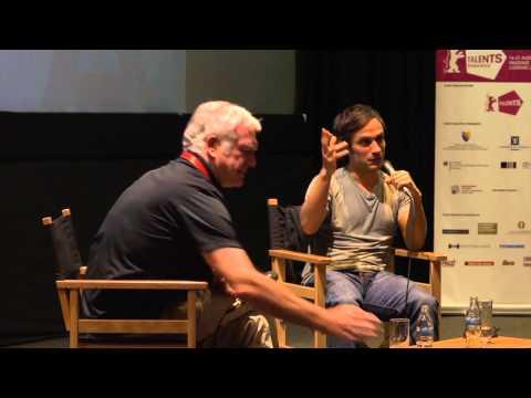 Conversation with Gael García Bernal #20thSFF