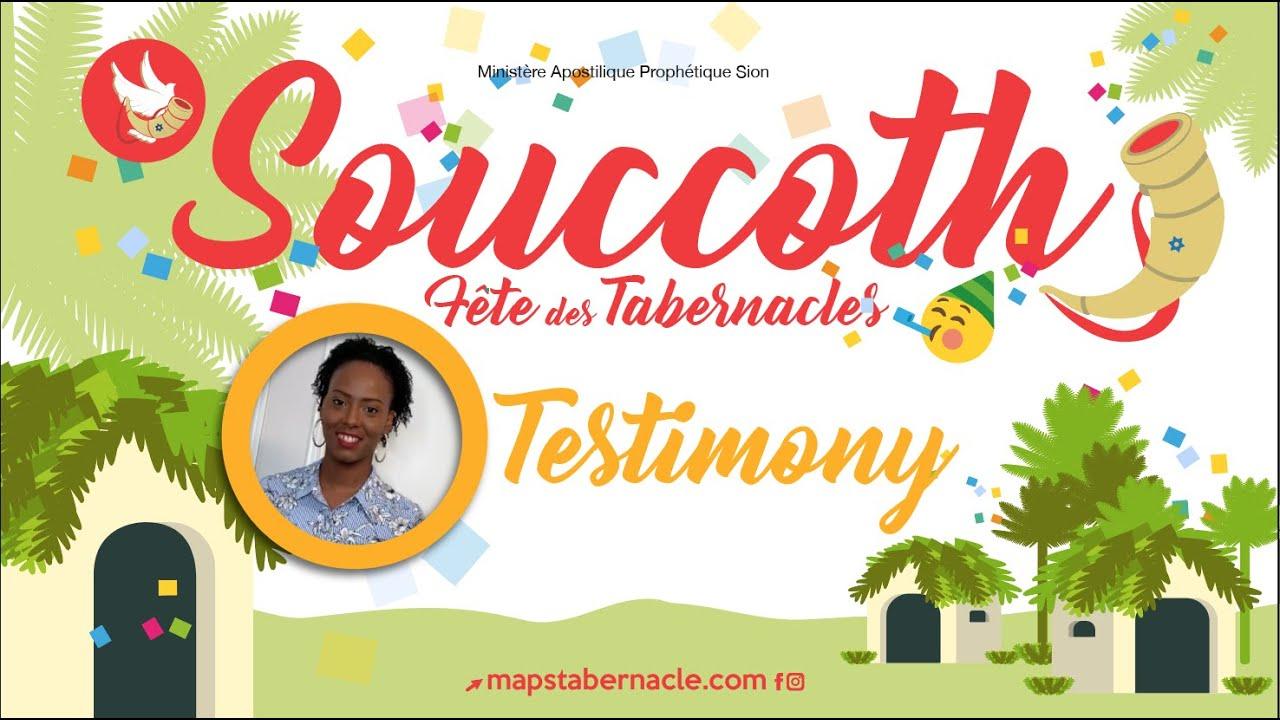 TESTIMONY de SOUCCOTH!🌟🎺