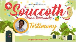 SOUCCOTH 2020 - Alycia's Testimony
