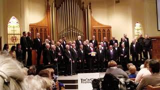 Twin city harmonizers st Jacob's 2018