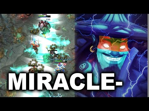 Miracle Storm Serial Killer vs US Pub Dota 2