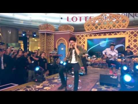 NOAH Satu Hati LIVE Salam Ramadhan at Lotte Shopping Avenue