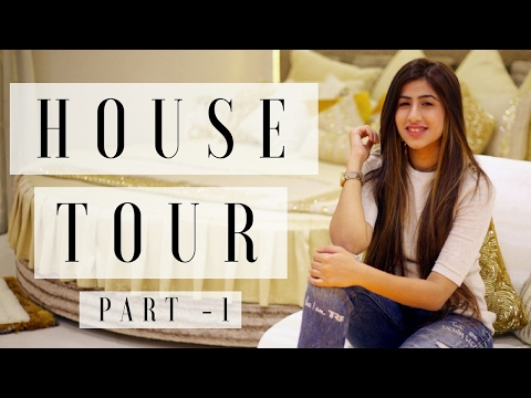 House Tour - Part 1 | Mom Dads Room And Bathroom | Simran Bhatia